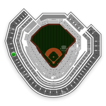 NHL at Globe Life Park Section 312 View