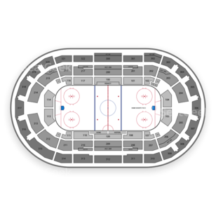 Indiana Farmers Coliseum Seating Chart Minor League Hockey