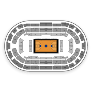 Indiana Farmers Coliseum Seating Chart Basketball