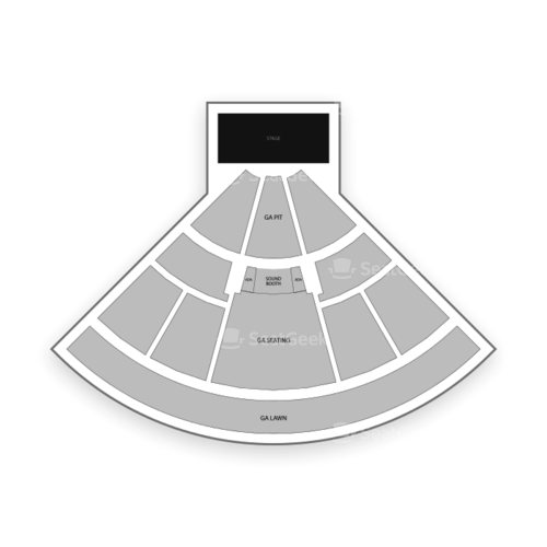 Richmond International Raceway Seating Chart Map Seatgeek