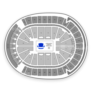 Pac-12 Seating Chart