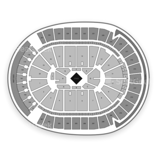 T-Mobile Arena Seating Chart Concert