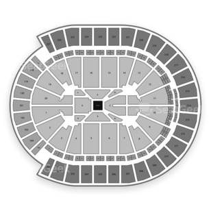 T-Mobile Arena Seating Chart Boxing