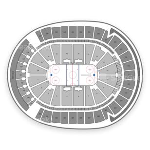 Vegas Golden Knights Seating Chart