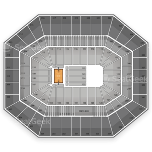 Carrier Dome Seating Chart NCAA Basketball