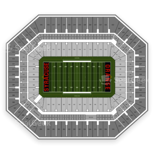 Syracuse Orange Football Seating Chart