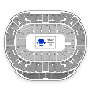 Northlands Coliseum Seating Chart Family