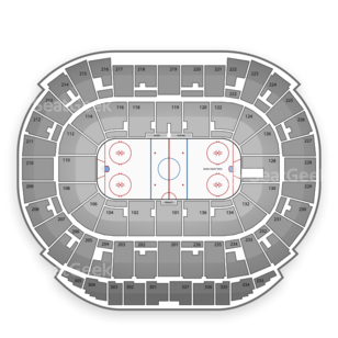 Edmonton Oil Kings Seating Chart