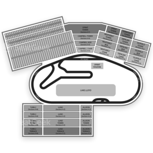 Daytona International Speedway Seating Chart Auto Racing