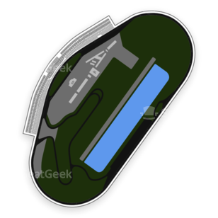 Daytona International Speedway Seating Chart Motocross
