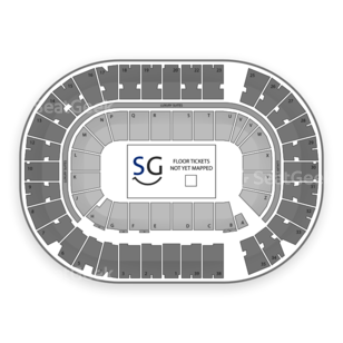 SaskTel Centre Seating Chart Music Festival