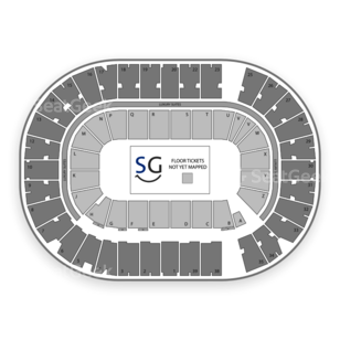 SaskTel Centre Seating Chart Comedy