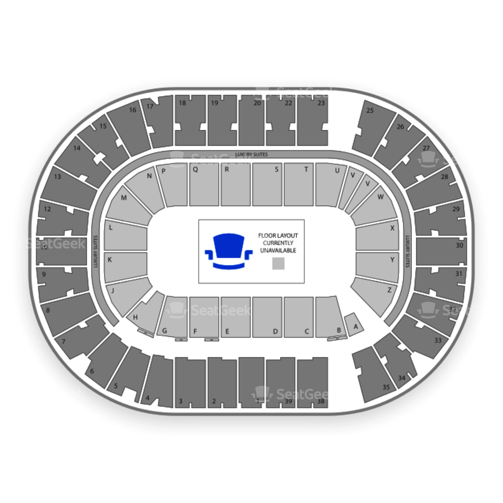 SaskTel Centre Seating Chart Parking