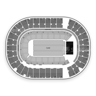 SaskTel Centre Seating Chart Concert