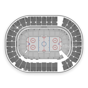 SaskTel Centre Seating Chart NHL