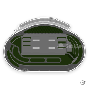 Kansas Speedway Seating Chart Nascar Nationwide