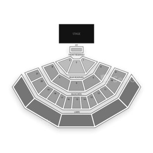 Marcus Amphitheater Seating Chart Concert