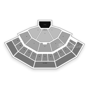 American Family Insurance Amphitheater Seating Chart Music Festival