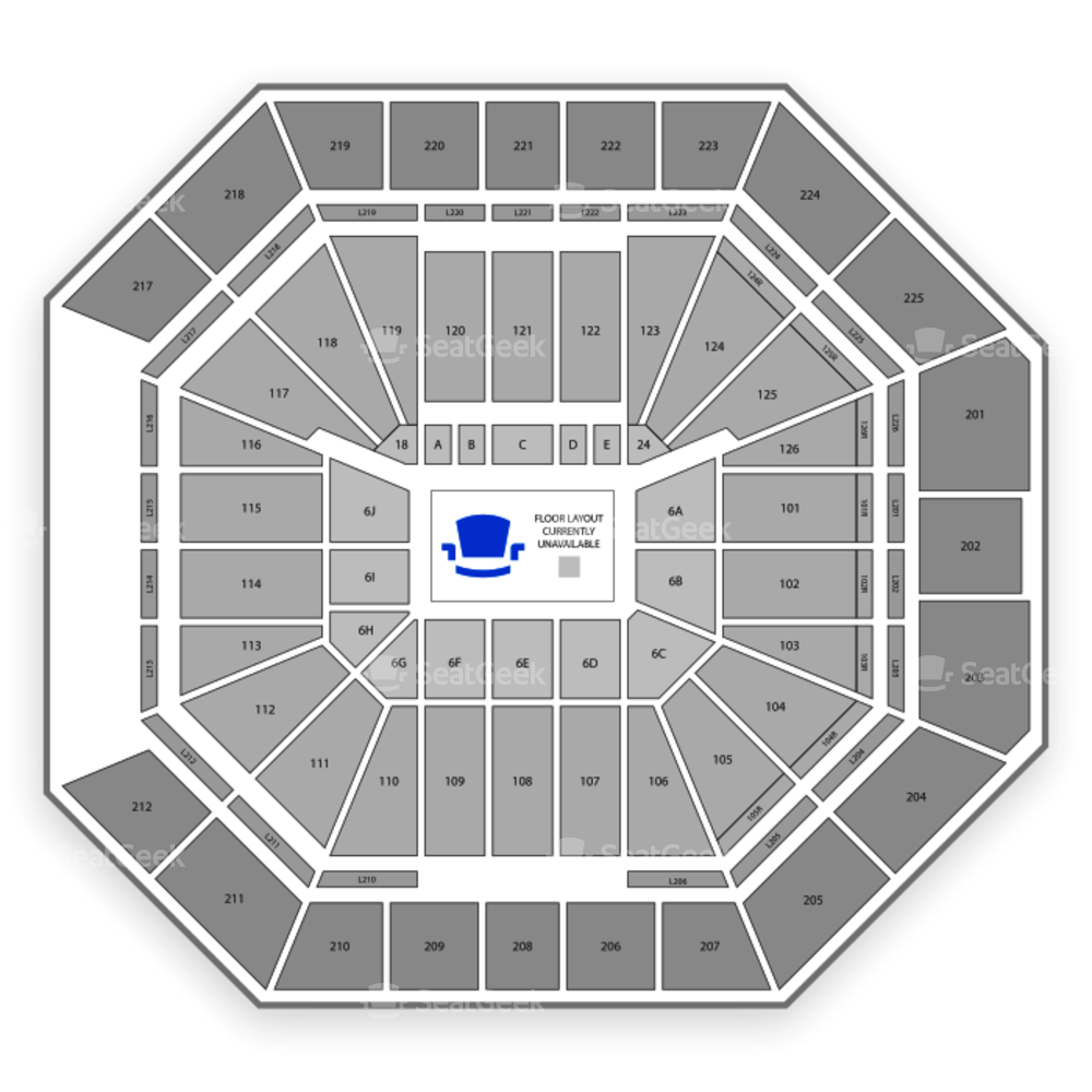 Petersen Events Center Seating Chart Music Festival