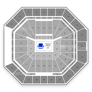 Petersen Events Center Seating Chart Cirque Du Soleil