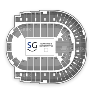 The O2 Seating Chart Comedy