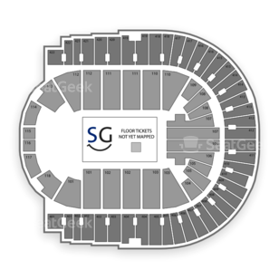 The O2 Seating Chart Sports