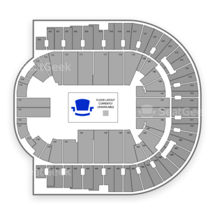 The O2 Seating Chart NBA
