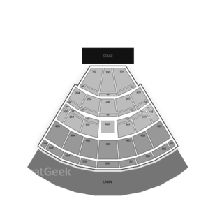 Darien Lake Performing Arts Center Seating Chart Parking