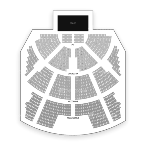 Scottish Rite Auditorium Seating Chart Concert