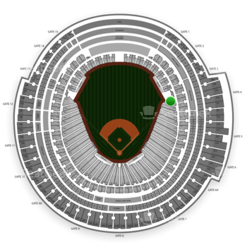 MLB at Rogers Centre 113 D View