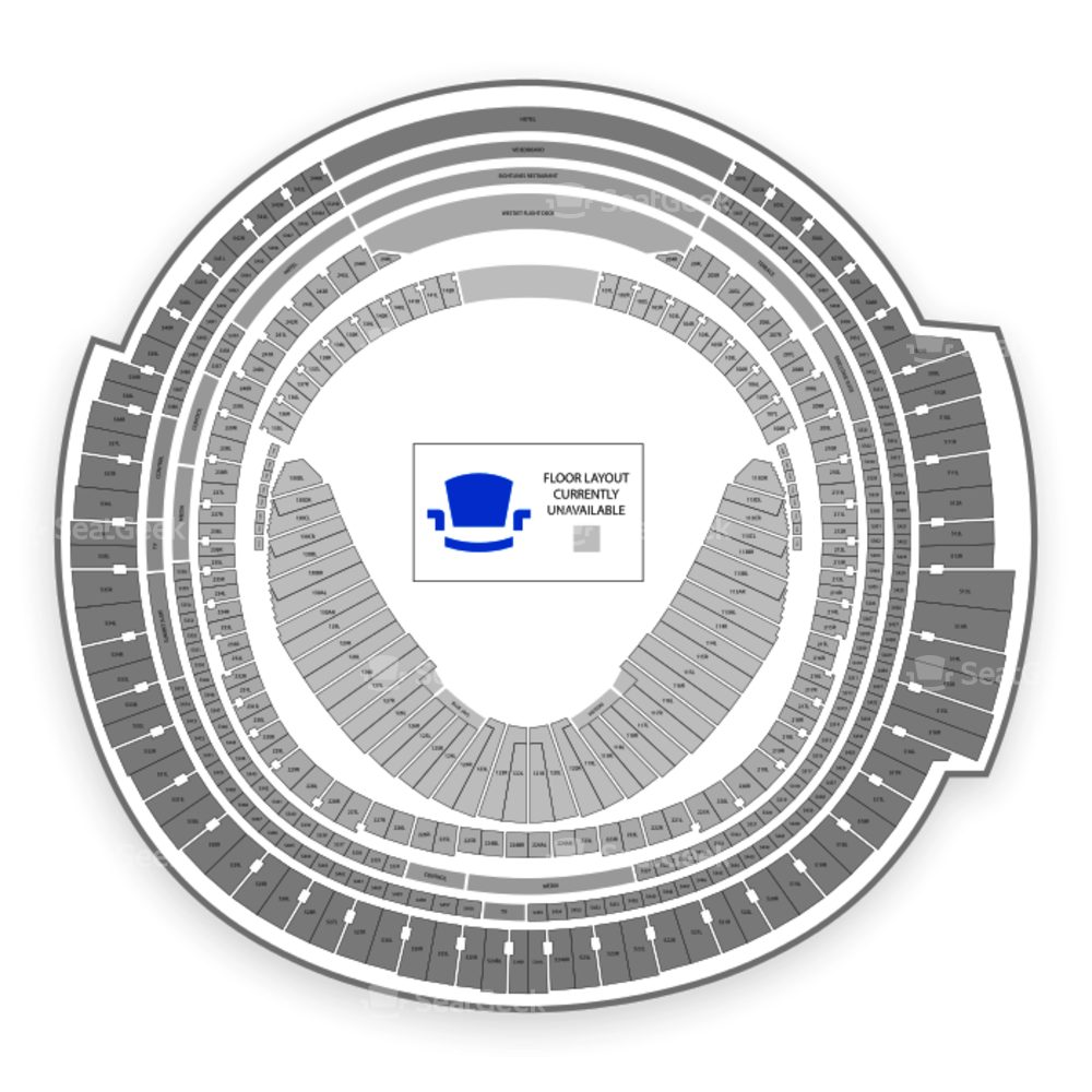 Buffalo Bills Seating Chart