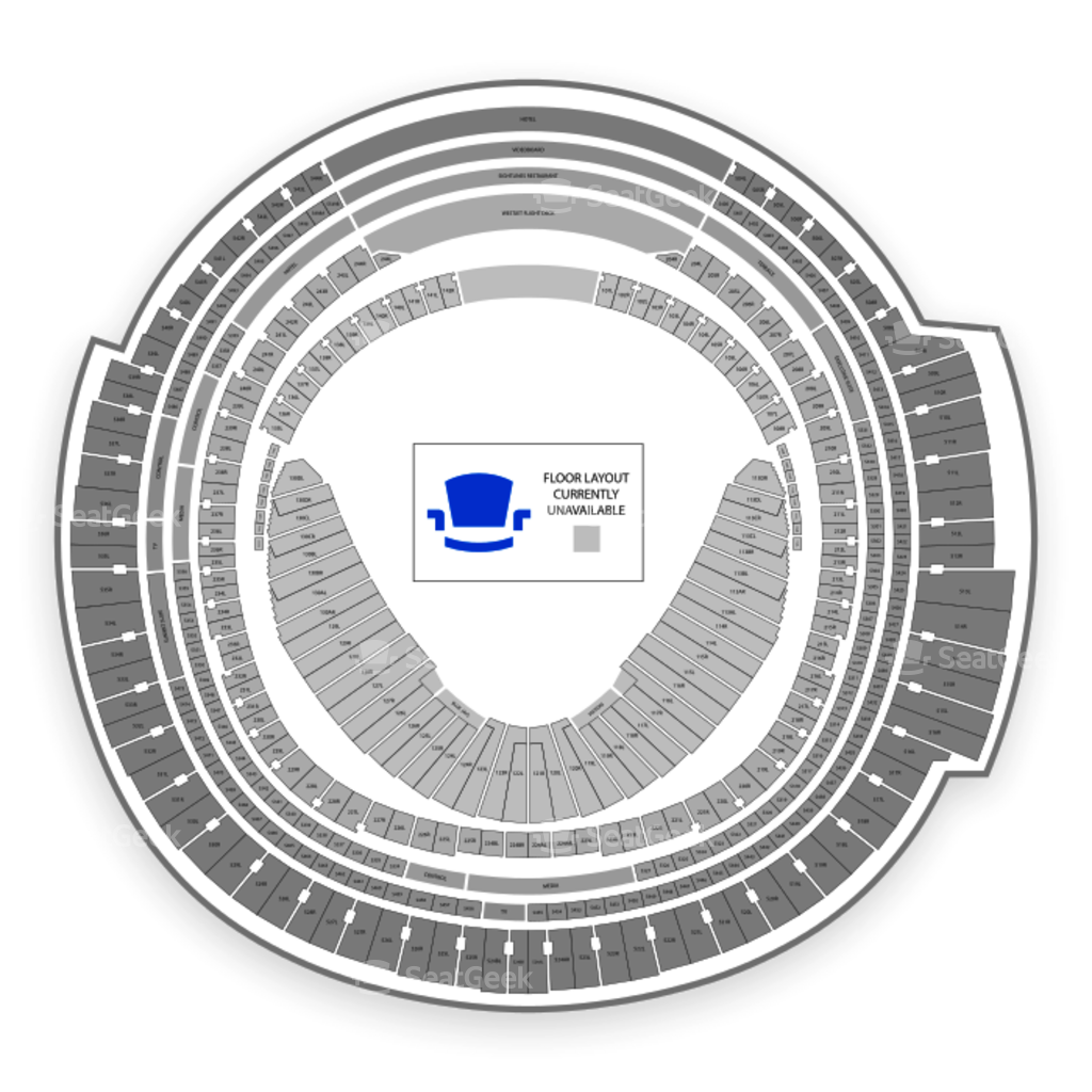 Rogers centre seating chart interactive seat map seatgeek