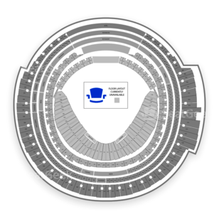 Rogers Centre Seating Chart Concert