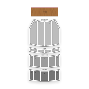 Ohio Theatre Seating Chart Dance Performance Tour