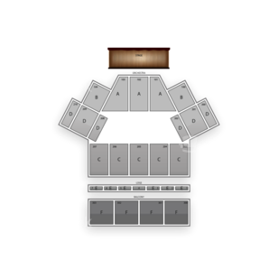 The Dome at Oakdale Theatre Seating Chart Classical