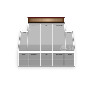 Pantages Theatre Seating Chart Theater