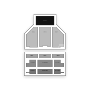 Carpenter Theatre Seating Chart Concert