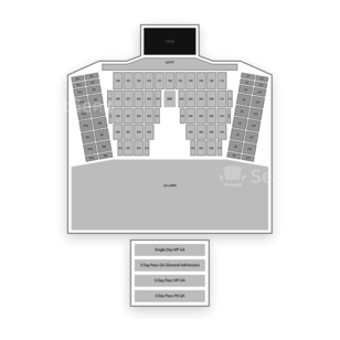 Empire Polo Field Seating Chart Concert