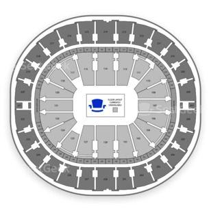 Key Arena Seating Chart Horse Racing