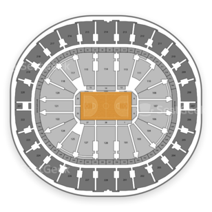 Seattle Storm Seating Chart