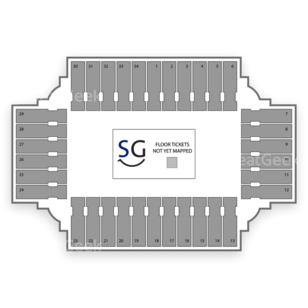 Fargodome Seating Chart Rodeo