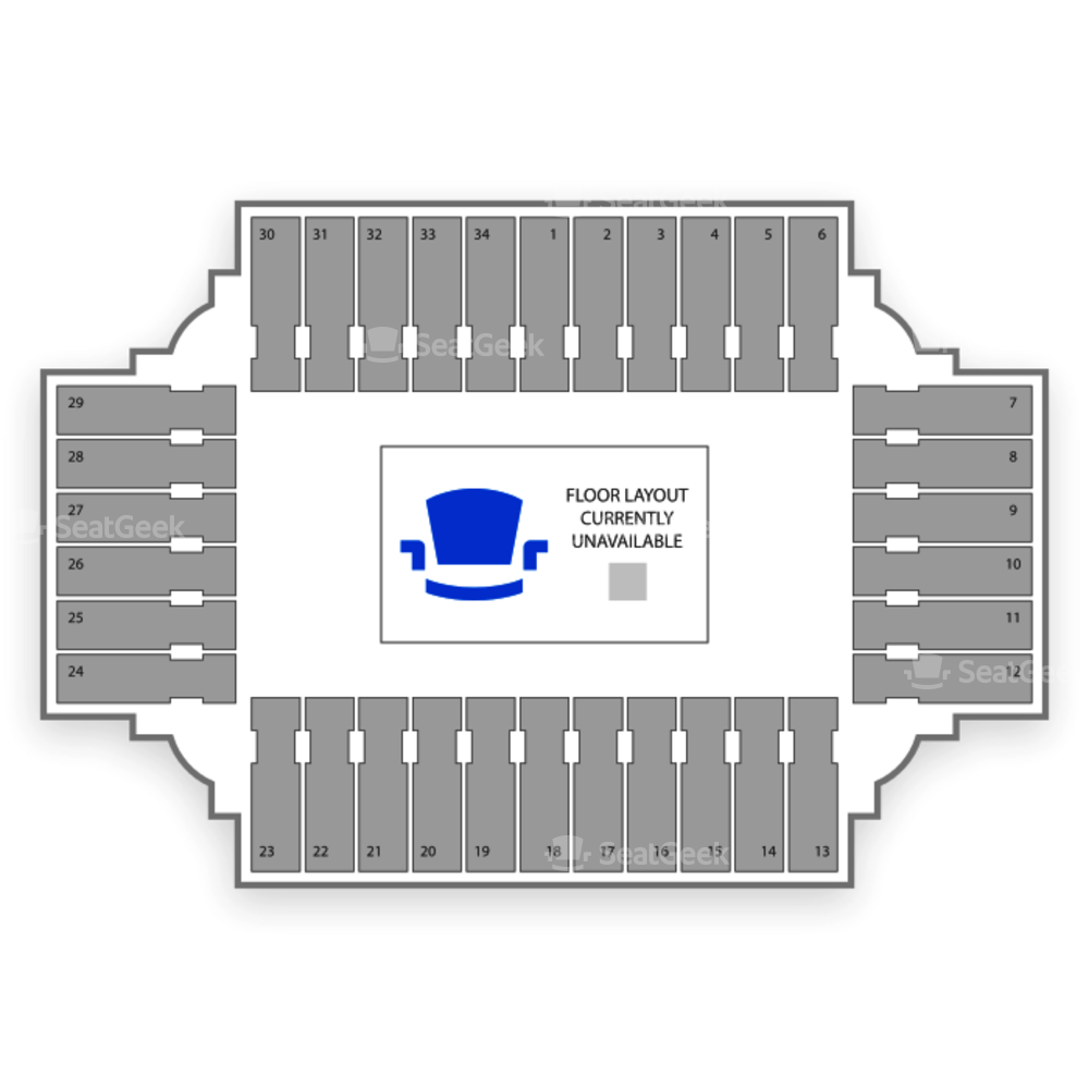 Fargodome Seating Chart Parking