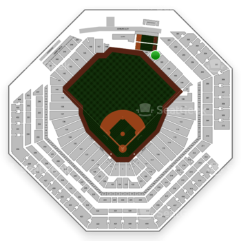 Philadelphia Phillies at Citizens Bank Park Section 102 View