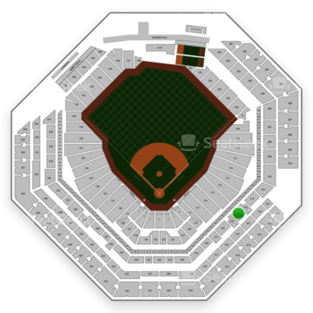 Philadelphia Phillies at Citizens Bank Park Section 214 View