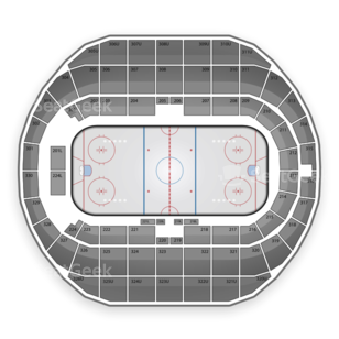 Von Braun Center Arena Seating Chart Minor League Hockey