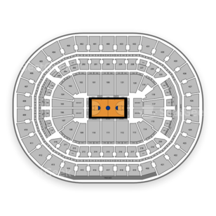 Capital One Arena Seating Chart NCAA Basketball