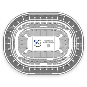 Verizon Center Seating Chart Classical