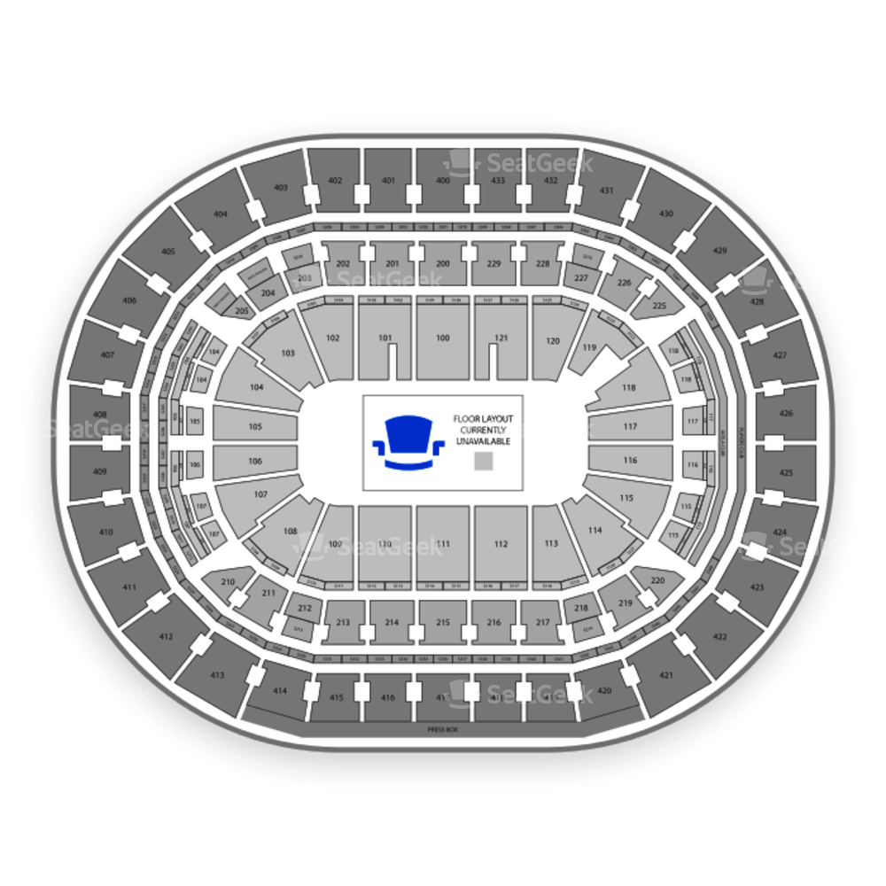 Capital One Arena Seating Chart Classical