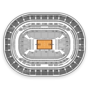 Washington Mystics Seating Chart