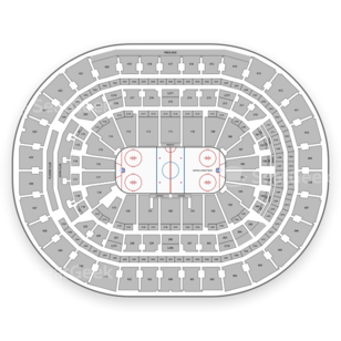 Washington Capitals Seating Chart